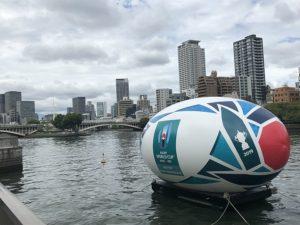 ラグビーワールドカップ大阪